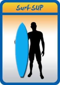 Surf SUP Board