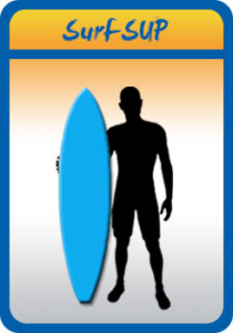 Surf SUP Board
