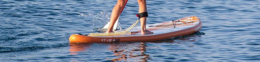 Stand up Paddling Leash