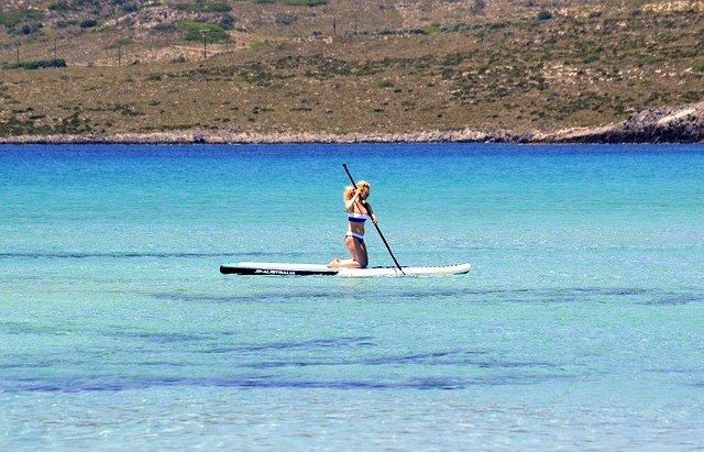 wie anstregend ist stand up paddling