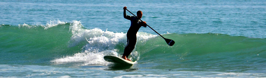 Kalorienverbrauch Stand up Paddling