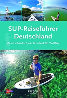 Stand up Paddling Buch