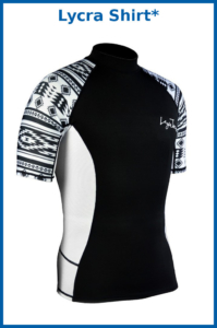 SUP Lycra Shirt