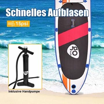 GoPlus Kajak 300 cm SUP board kaufen