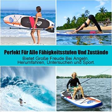GoPlus Kajak 300 cm Stand up board kaufen