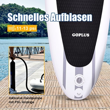 GoPlus SUP board 335 cm kaufen