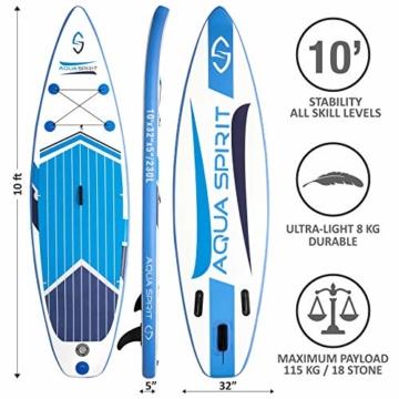 Aqua Spirit SUP 300 cm sup kaufen