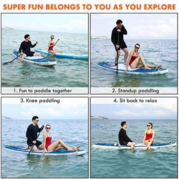 Yuebo 11' Touring sup board kaufen