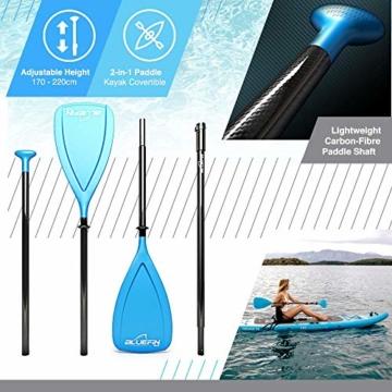 Bluefin Cruise Carbon 12 sup board