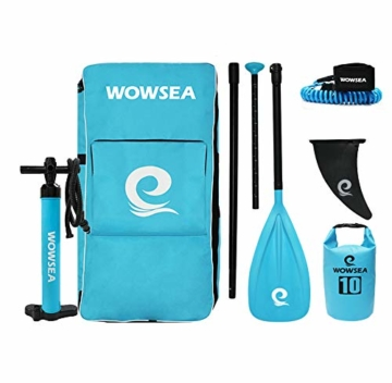 wowsea AN16 stand up board