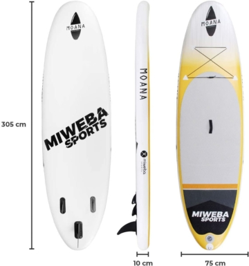 Miweba Moana 305 cm stand up board kaufen