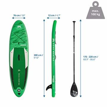 Aqua Marina Breeze 2021 sup board