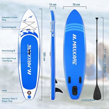 MaxKare SUP 305 cm kaufen