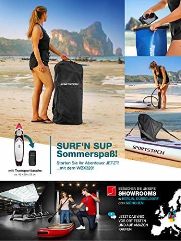 WBX 300 cm sup board kaufen