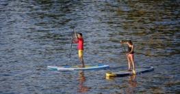 erste-schritte-Stand-up-paddling